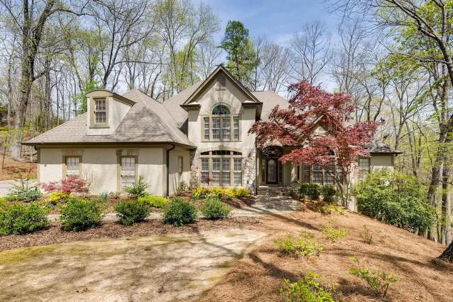 645 Brisbaine Manor, Alpharetta, GA 30022 (MLS #5992755) :: North Atlanta Home Team