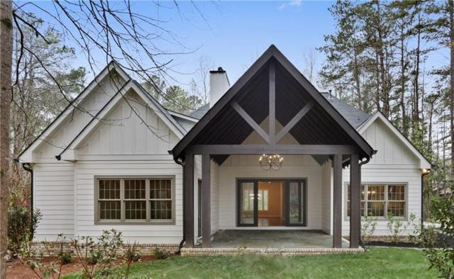 275 Spring Creek Road, Roswell, GA 30075 (MLS #5992764) :: The Bolt Group