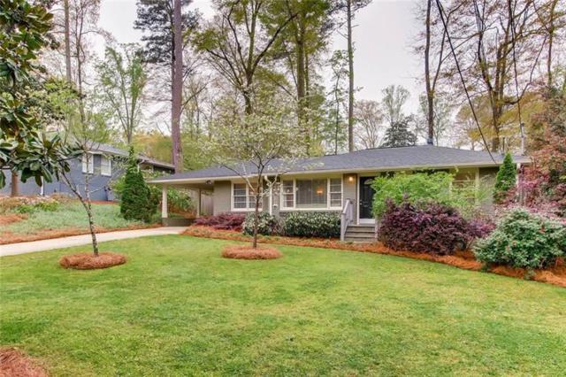 2750 Valvedere Drive NE, Brookhaven, GA 30319 (MLS #5992823) :: North Atlanta Home Team