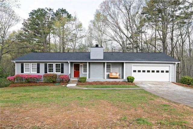 1395 Allatoona Court NW, Kennesaw, GA 30152 (MLS #5992852) :: North Atlanta Home Team