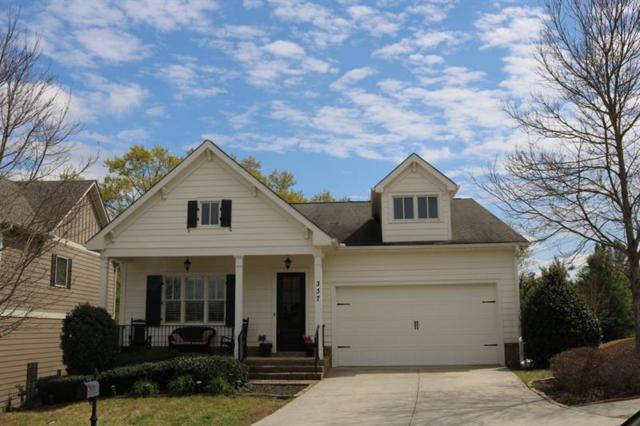 337 Summit Village Drive, Marietta, GA 30066 (MLS #5992871) :: Carr Real Estate Experts