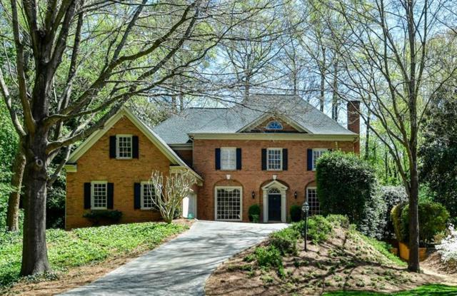 35 Overby Lane, Atlanta, GA 30327 (MLS #5992928) :: Iconic Living Real Estate Professionals