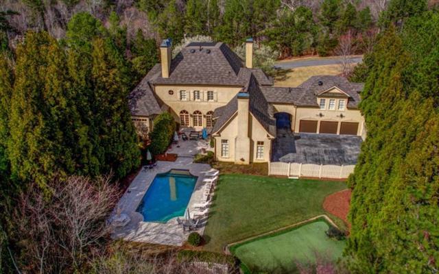 420 Windship Place, Sandy Springs, GA 30327 (MLS #5993020) :: North Atlanta Home Team