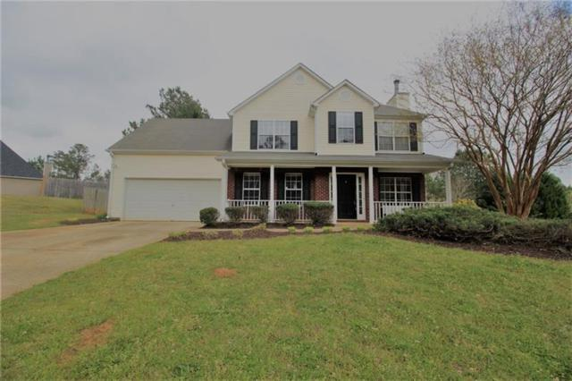 1825 Alcovy River Drive, Dacula, GA 30019 (MLS #5993030) :: Carr Real Estate Experts