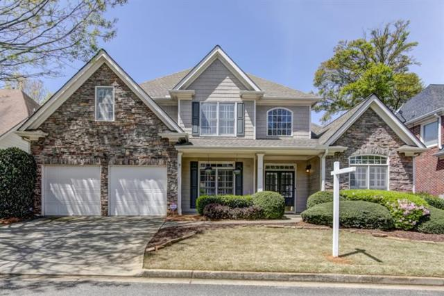 4504 Glenpointe Way SE, Smyrna, GA 30080 (MLS #5993085) :: North Atlanta Home Team