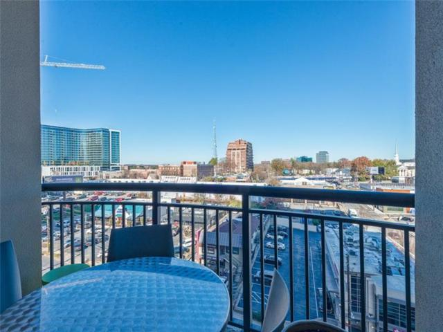325 E Paces Ferry Road NE #801, Atlanta, GA 30305 (MLS #5993103) :: Buy Sell Live Atlanta