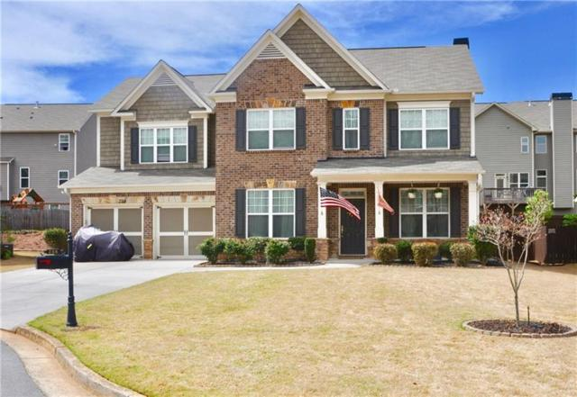 256 Mary Wallace Way, Dallas, GA 30157 (MLS #5993129) :: Carr Real Estate Experts