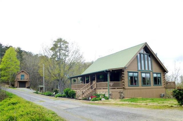 696R Railey Ridge, Ranger, GA 30734 (MLS #5993137) :: Carr Real Estate Experts