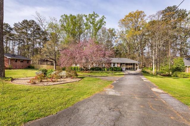 635 Counsel Drive, Marietta, GA 30068 (MLS #5993185) :: Carr Real Estate Experts