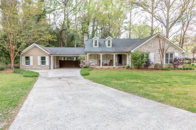 1406 Brook Valley Lane NE, Atlanta, GA 30324 (MLS #5993234) :: Carr Real Estate Experts