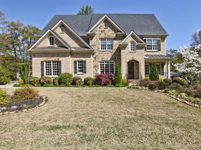 1365 Stonegate Lane SE, Smyrna, GA 30080 (MLS #5993271) :: Carr Real Estate Experts