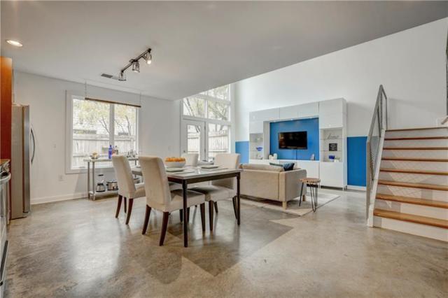 1284 Van Allen Mews NW, Atlanta, GA 30318 (MLS #5993326) :: Carr Real Estate Experts