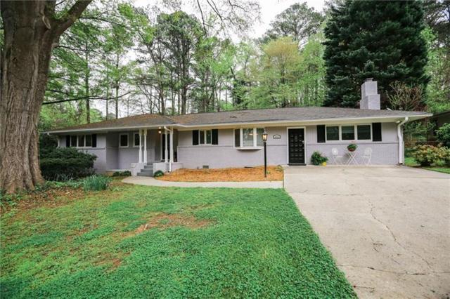 2463 Briarmoor Road NE, Atlanta, GA 30345 (MLS #5993350) :: Carr Real Estate Experts