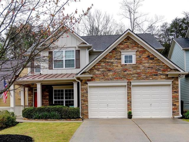629 Hidden Close, Woodstock, GA 30188 (MLS #5993351) :: Carr Real Estate Experts