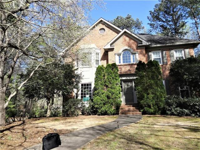 648 Cobblestone Lane, Stone Mountain, GA 30087 (MLS #5993506) :: Carr Real Estate Experts