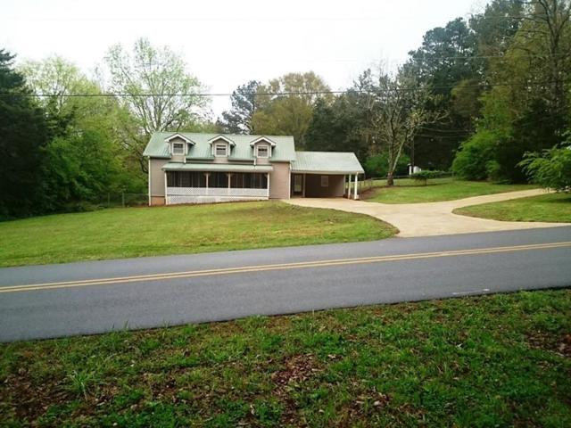 447 Denton Road, Cedartown, GA 30125 (MLS #5993512) :: Carr Real Estate Experts