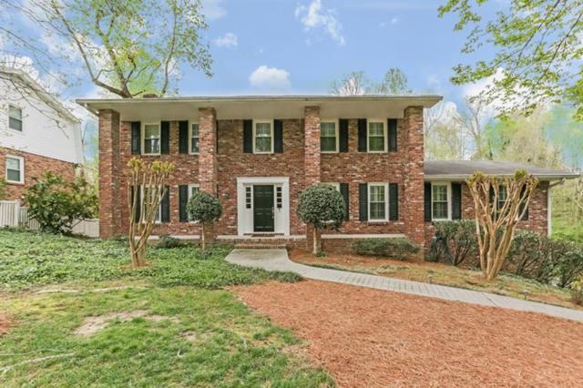 2330 Kingsland Drive, Dunwoody, GA 30360 (MLS #5993515) :: Carr Real Estate Experts