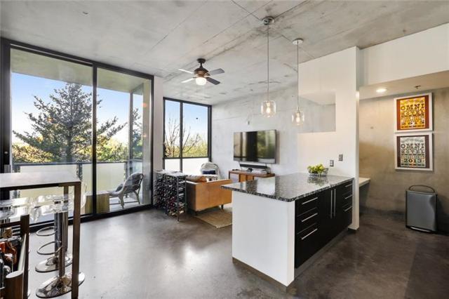 480 John Wesley Dobbs Avenue NE #411, Atlanta, GA 30312 (MLS #5993547) :: Kennesaw Life Real Estate
