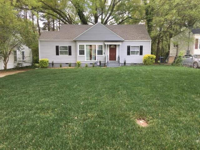 1887 Sylvan Ridge, Atlanta, GA 30310 (MLS #5993558) :: Carr Real Estate Experts