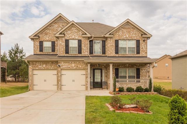 6617 Oak Hill Pass, Fairburn, GA 30213 (MLS #5993582) :: Carr Real Estate Experts