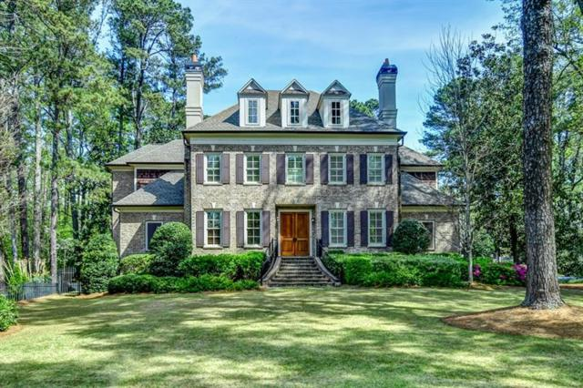 622 Loridans Drive NE, Atlanta, GA 30342 (MLS #5993587) :: North Atlanta Home Team
