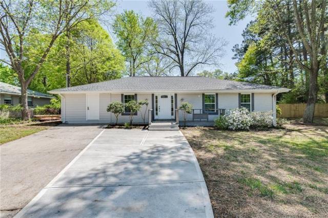 204 Brooke Drive, Alpharetta, GA 30009 (MLS #5993595) :: North Atlanta Home Team