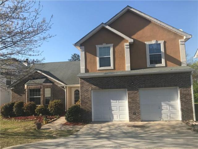 1550 Rice Square, Lithonia, GA 30058 (MLS #5993612) :: Carr Real Estate Experts
