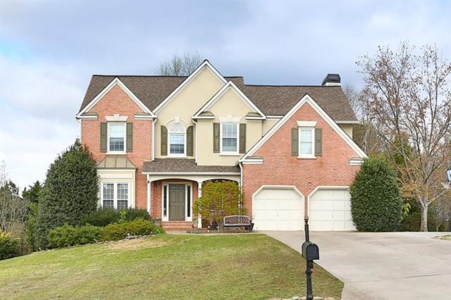 2235 Rose Walk Drive, Alpharetta, GA 30005 (MLS #5993728) :: North Atlanta Home Team