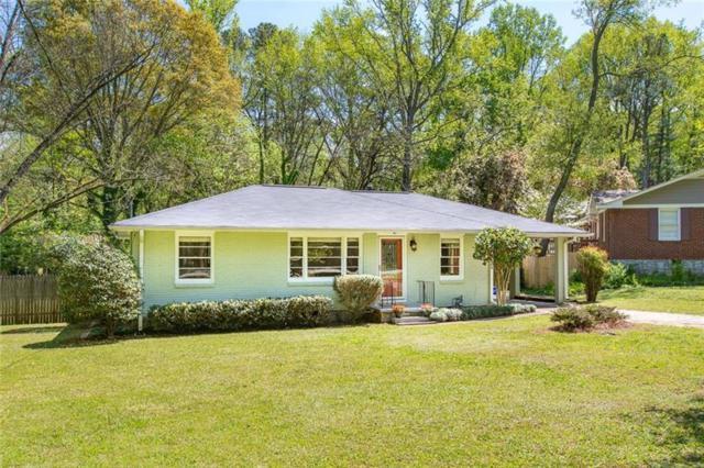 2483 Woodridge Drive, Decatur, GA 30033 (MLS #5993740) :: The Bolt Group
