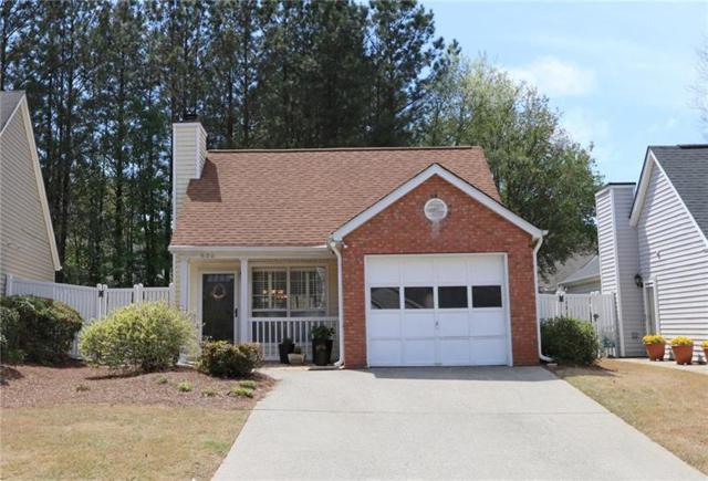 630 Crossbridge Alley, Alpharetta, GA 30022 (MLS #5993771) :: North Atlanta Home Team