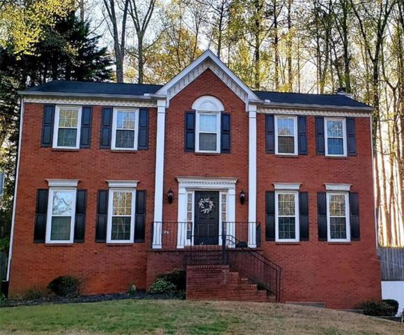 2223 Mcquiston Drive SW, Marietta, GA 30064 (MLS #5993779) :: Carr Real Estate Experts