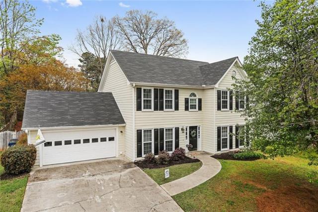 115 Concord Trace, Alpharetta, GA 30005 (MLS #5993900) :: North Atlanta Home Team