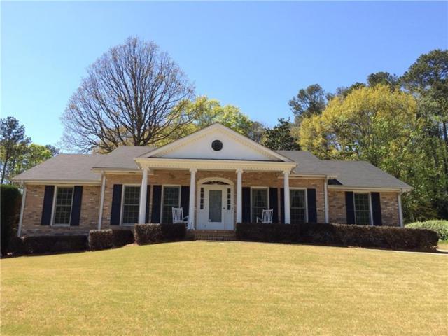 230 Stone Mill Trail, Atlanta, GA 30328 (MLS #5993937) :: The Bolt Group