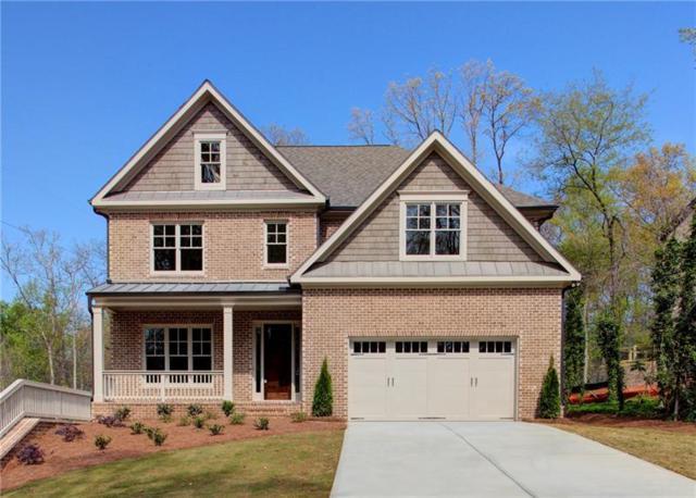 4088 Oak Forest Drive NE, Atlanta, GA 30319 (MLS #5993977) :: RE/MAX Paramount Properties