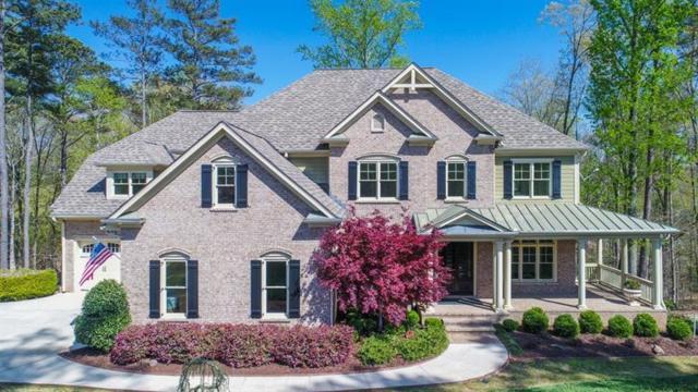 850 Old Lathemtown Road, Canton, GA 30115 (MLS #5994041) :: RE/MAX Paramount Properties