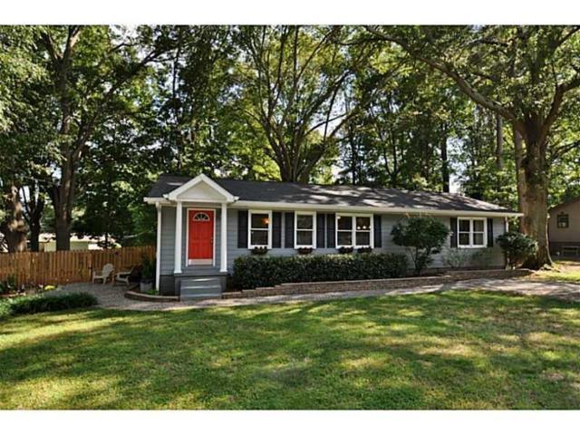 1020 Manor Drive SE, Smyrna, GA 30080 (MLS #5994117) :: North Atlanta Home Team