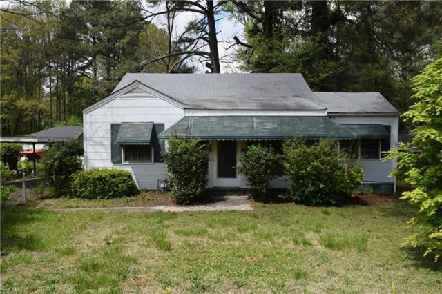 701 Mozley Drive SE, Smyrna, GA 30080 (MLS #5994125) :: Carr Real Estate Experts