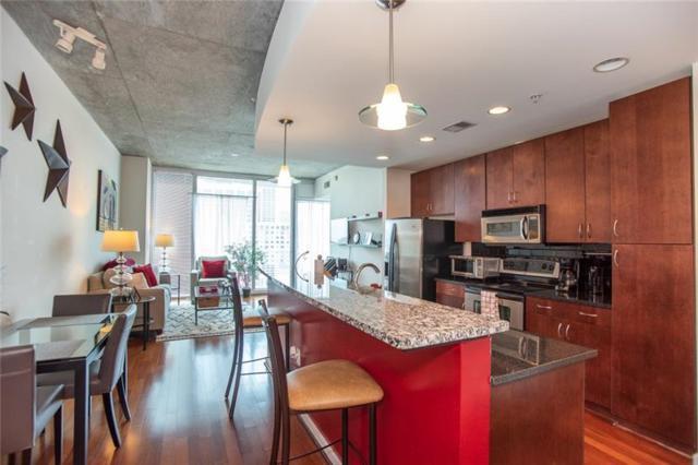 860 Peachtree Street NE #804, Atlanta, GA 30308 (MLS #5994187) :: Kennesaw Life Real Estate