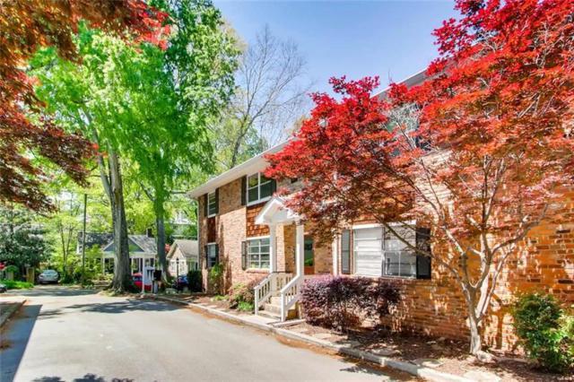 821 Durant Place NE #3, Atlanta, GA 30308 (MLS #5994197) :: Rock River Realty