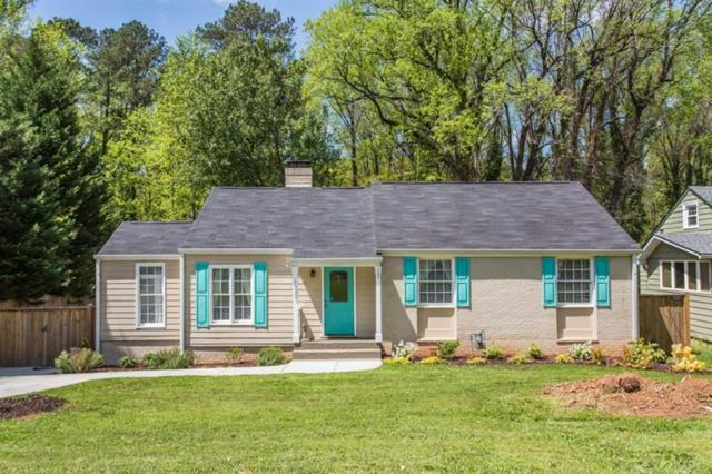 1221 Carter Road, Decatur, GA 30030 (MLS #5994244) :: Carr Real Estate Experts