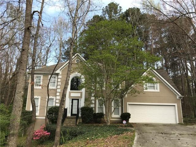 2561 Rock Point Lane, Snellville, GA 30039 (MLS #5994283) :: Carr Real Estate Experts