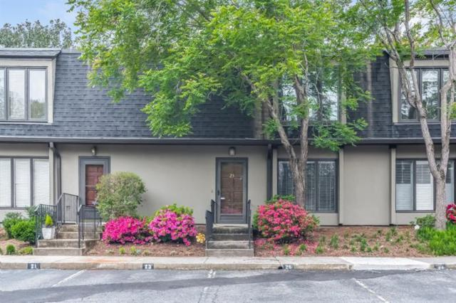 23 Ivy Ridge NE, Atlanta, GA 30342 (MLS #5994310) :: Carr Real Estate Experts