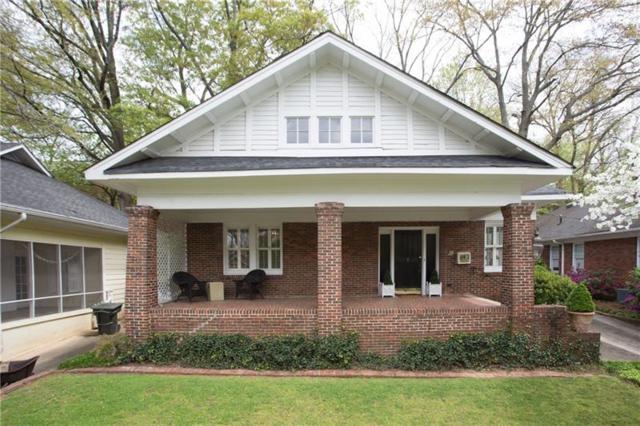 903 Rosedale Road NE, Atlanta, GA 30306 (MLS #5994333) :: Carr Real Estate Experts