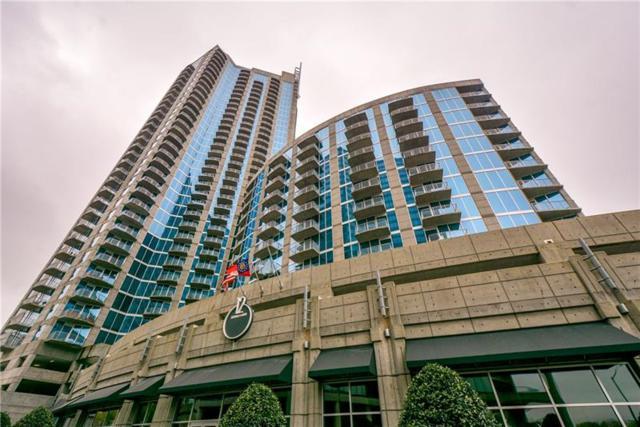400 W. Peachtree Street #1414, Atlanta, GA 30308 (MLS #5994339) :: Carr Real Estate Experts