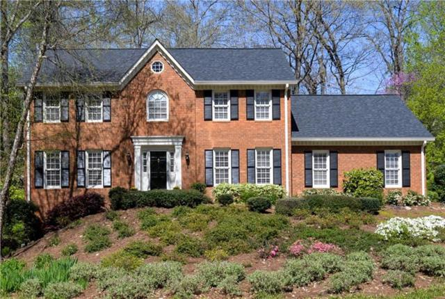 1853 Jacksons Creek Bluff, Marietta, GA 30068 (MLS #5994365) :: RCM Brokers