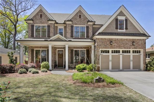 1453 Grant Drive NE, Brookhaven, GA 30319 (MLS #5994379) :: North Atlanta Home Team
