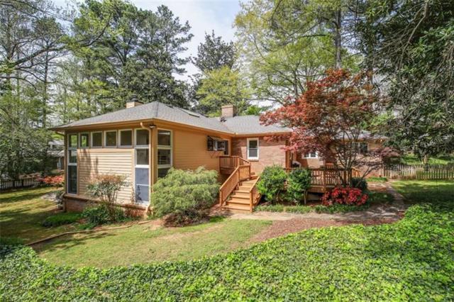 1773 Vickers Circle NE, Decatur, GA 30030 (MLS #5994390) :: North Atlanta Home Team
