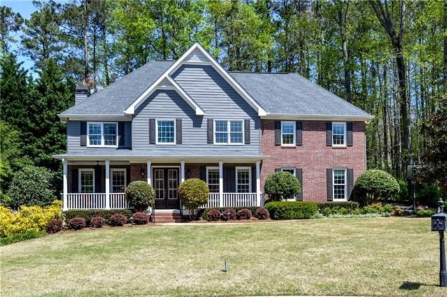 3172 Spotswood Path NW, Kennesaw, GA 30152 (MLS #5994455) :: Carr Real Estate Experts