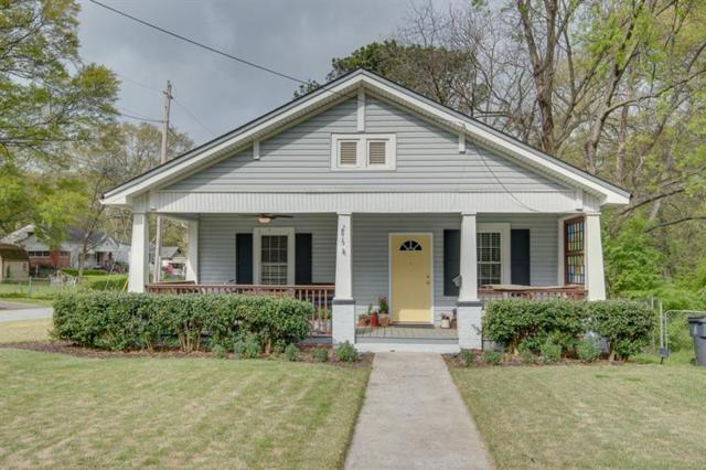 2815 Semmes Street, East Point, GA 30344 (MLS #5994487) :: Carr Real Estate Experts