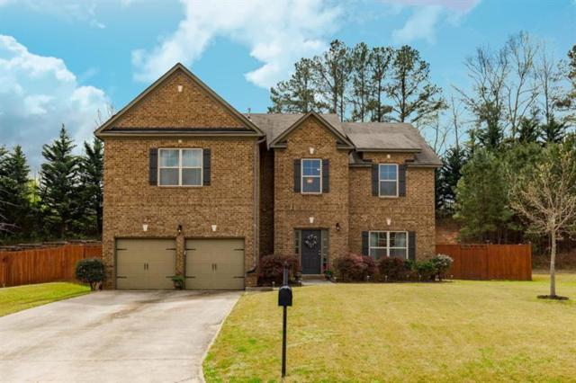4690 Carver Court, Cumming, GA 30040 (MLS #5994514) :: Carr Real Estate Experts